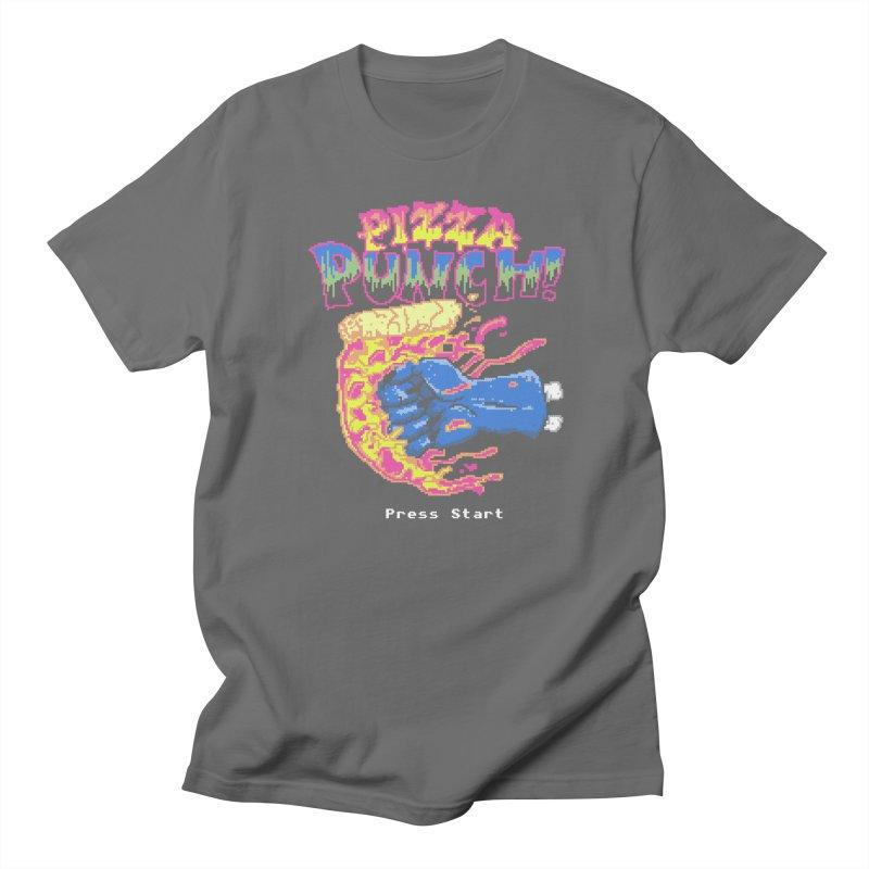 Pizza Punch Women's Unisex T-Shirt by hillarywhiterabbit's Artist Shop