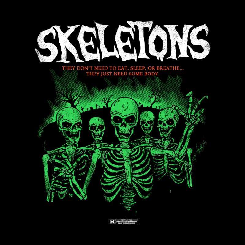 Skeletons by hillarywhiterabbit's Artist Shop