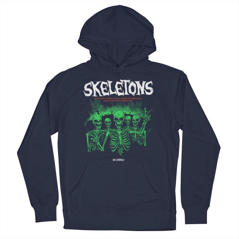 Skeletons Men's Pullover Hoody by hillarywhiterabbit's Artist Shop