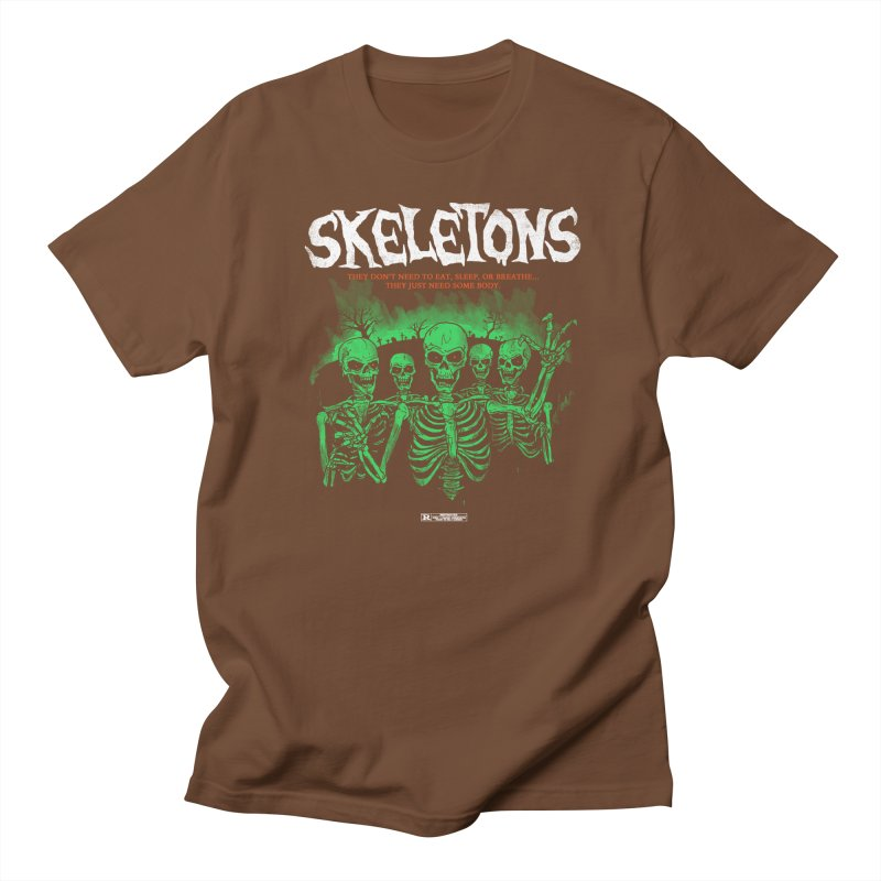 Skeletons Women's Unisex T-Shirt by hillarywhiterabbit's Artist Shop