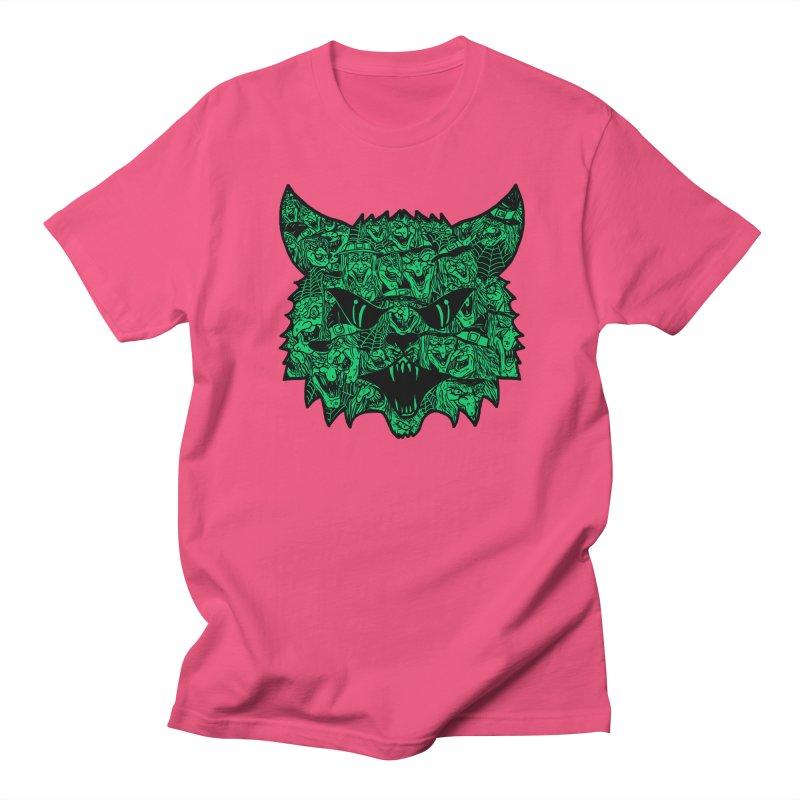 Kitty Witches Women's Unisex T-Shirt by hillarywhiterabbit's Artist Shop
