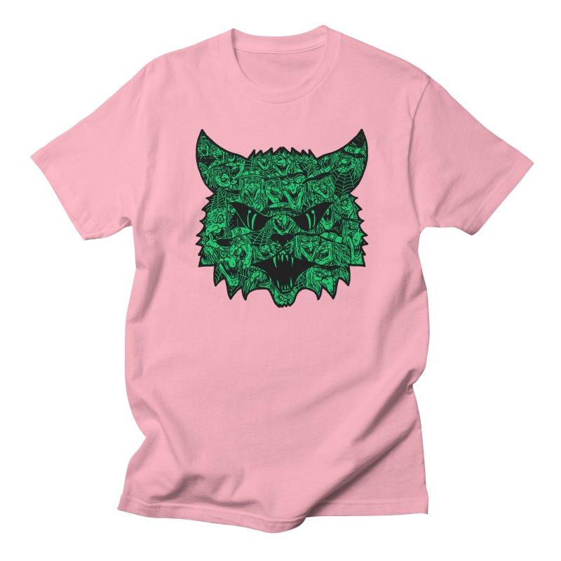 Kitty Witches Men's T-shirt by hillarywhiterabbit's Artist Shop