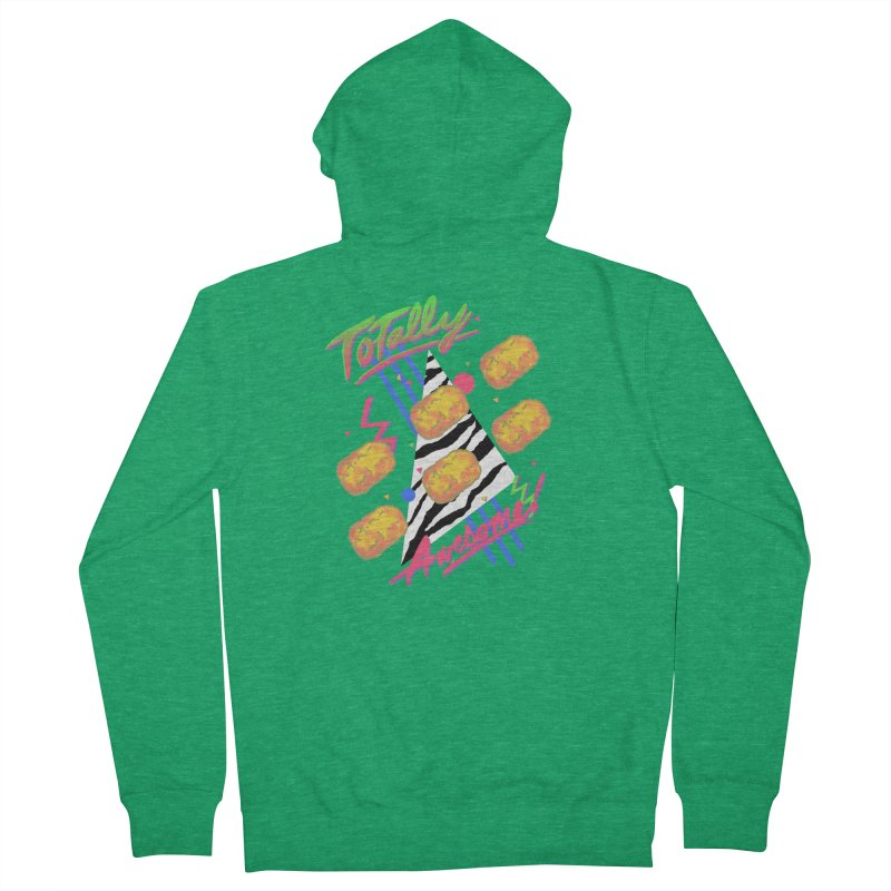 TOTally Awesome Men's Zip-Up Hoody by hillarywhiterabbit's Artist Shop