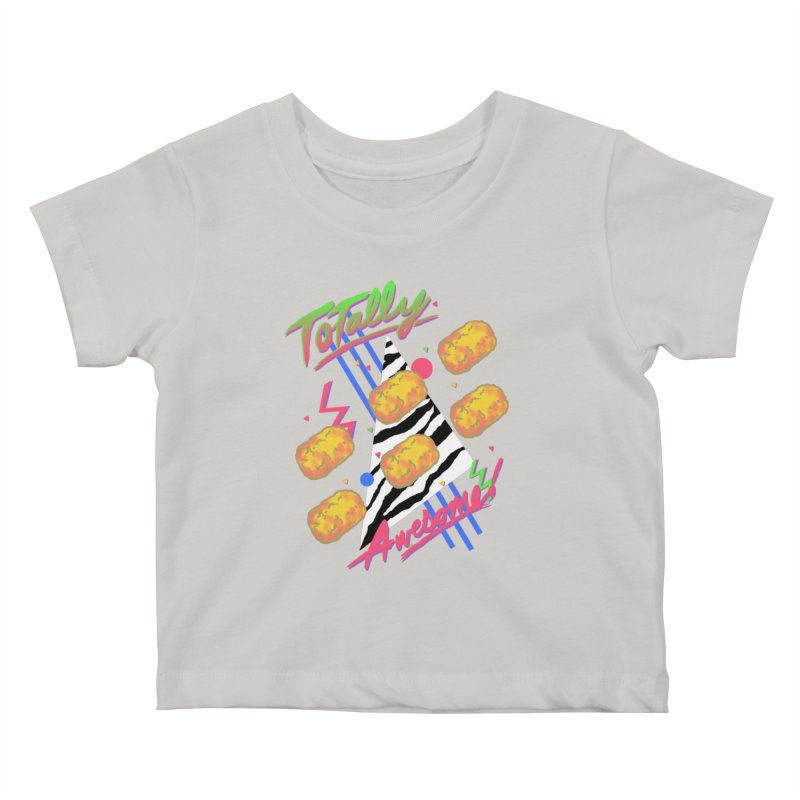 TOTally Awesome Kids Baby T-Shirt by hillarywhiterabbit's Artist Shop