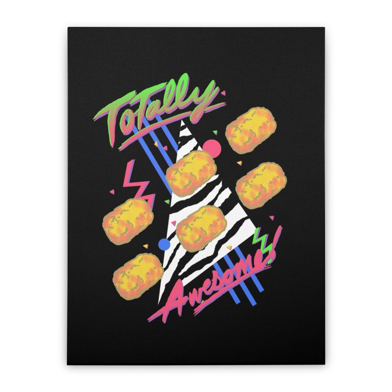 TOTally Awesome Home Stretched Canvas by hillarywhiterabbit's Artist Shop