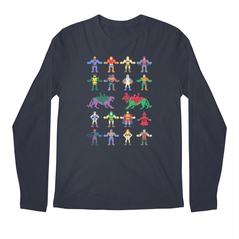 Merry Masters Men's Longsleeve T-Shirt by hillarywhiterabbit's Artist Shop