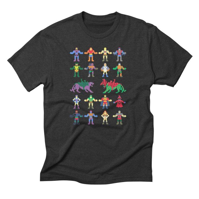 Merry Masters Men's Triblend T-shirt by hillarywhiterabbit's Artist Shop