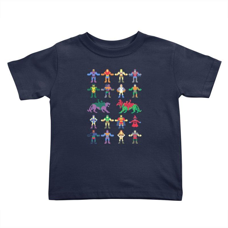 Merry Masters Kids Toddler T-Shirt by hillarywhiterabbit's Artist Shop