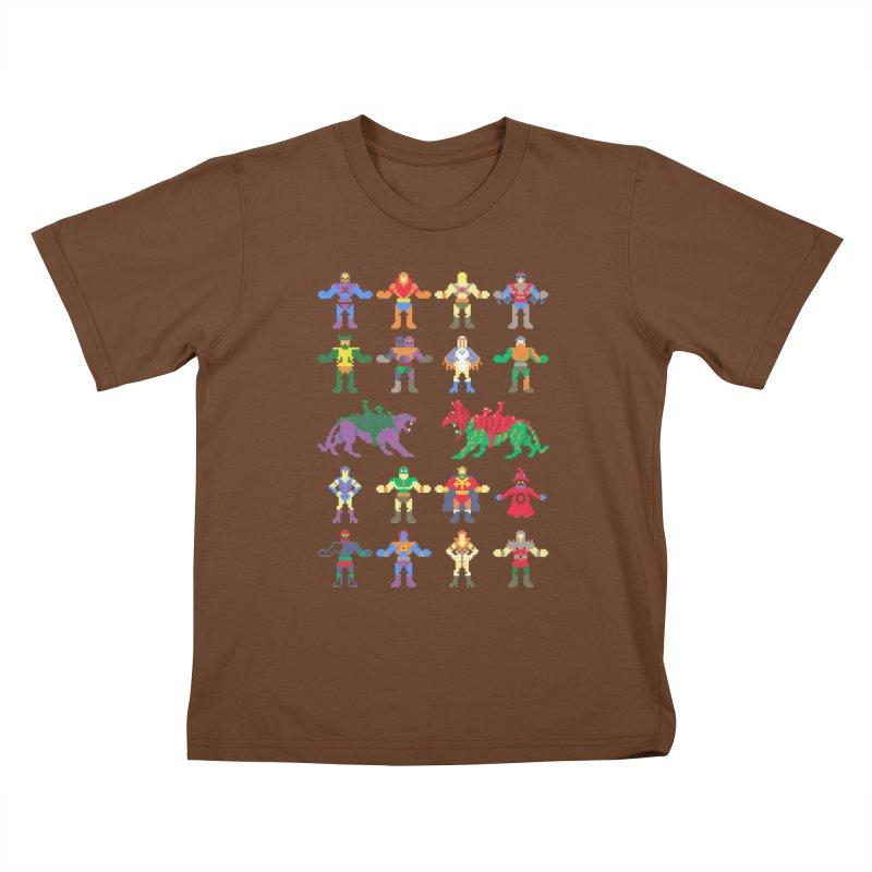 Merry Masters Kids T-Shirt by hillarywhiterabbit's Artist Shop