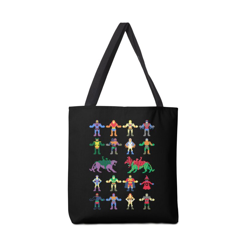 Merry Masters Accessories Bag by hillarywhiterabbit's Artist Shop