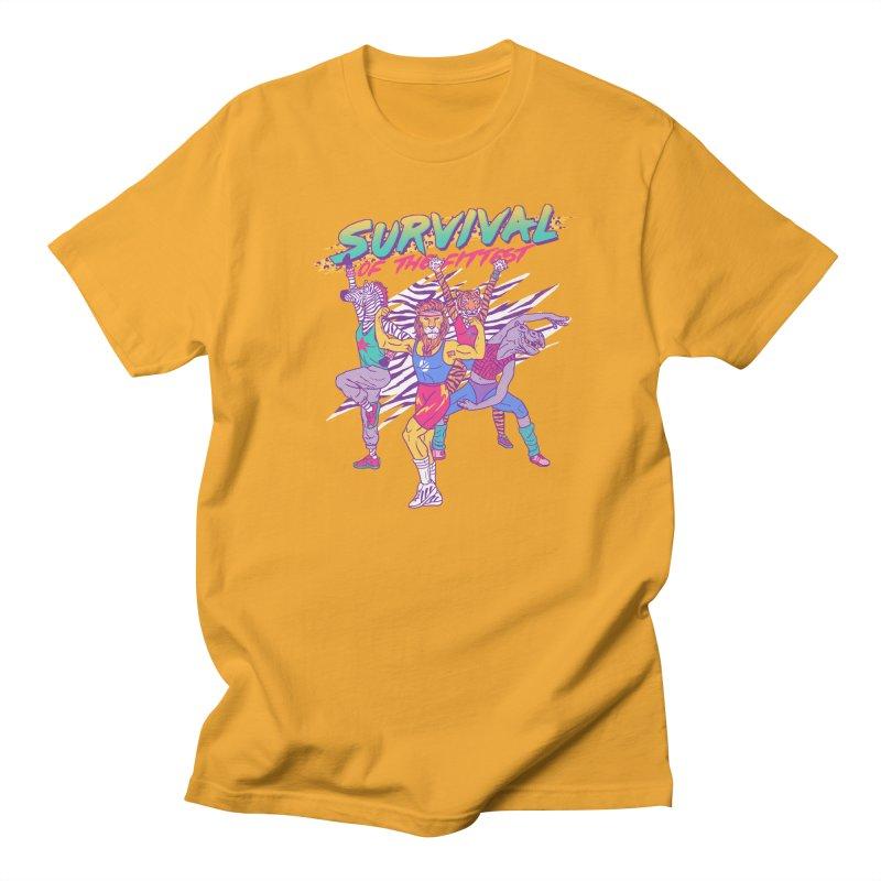 Survival Of The Fittest Women's Unisex T-Shirt by hillarywhiterabbit's Artist Shop
