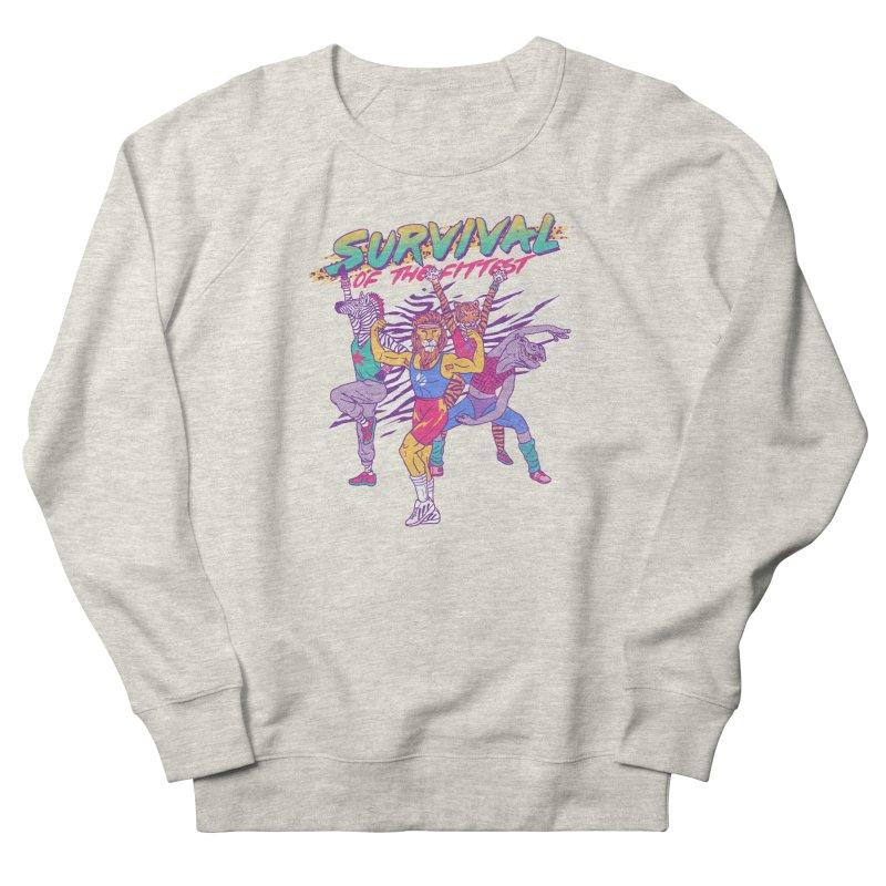 Survival Of The Fittest Women's Sweatshirt by hillarywhiterabbit's Artist Shop