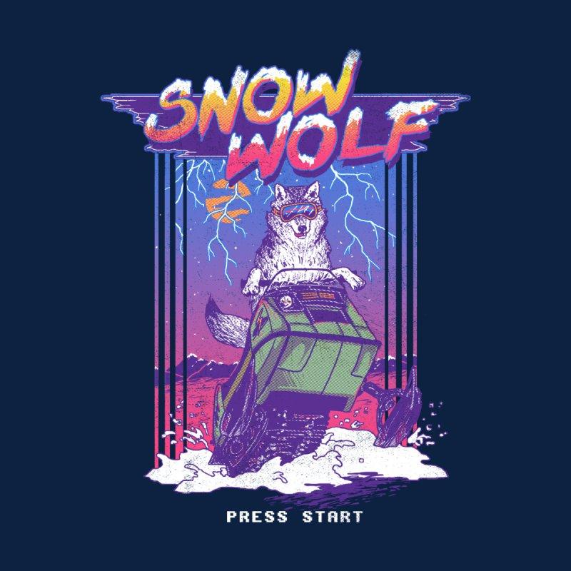 Snow Wolf by hillarywhiterabbit's Artist Shop