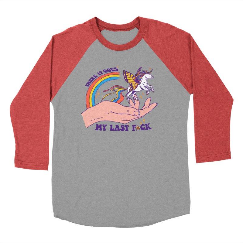 There It Goes Women's Baseball Triblend T-Shirt by hillarywhiterabbit's Artist Shop