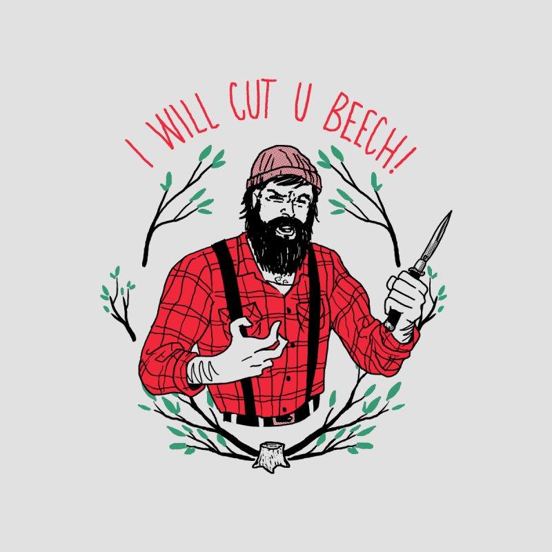 Cut U Beech by hillarywhiterabbit's Artist Shop