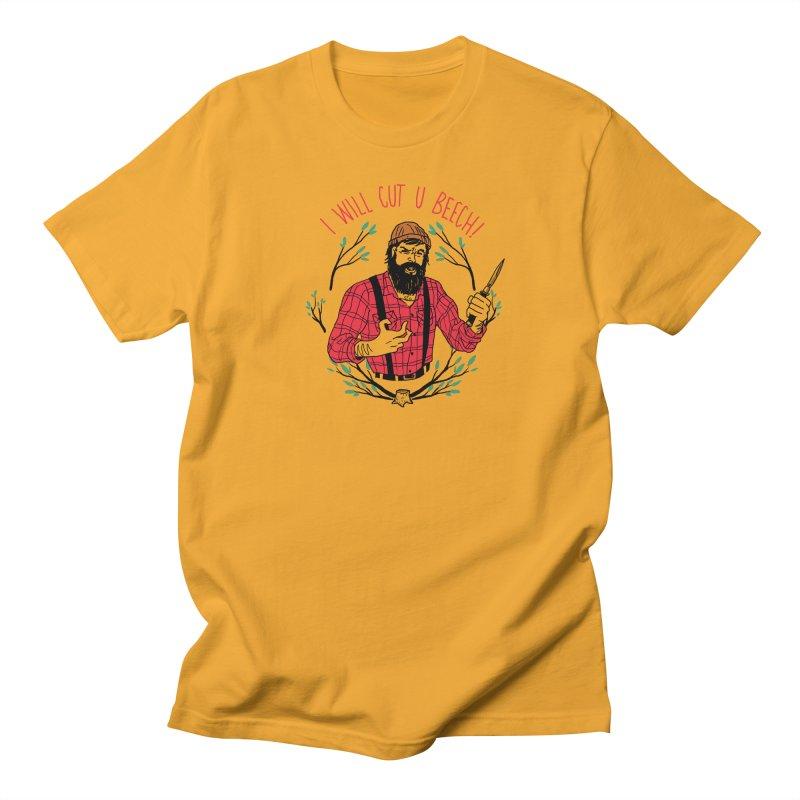Cut U Beech Women's Unisex T-Shirt by hillarywhiterabbit's Artist Shop