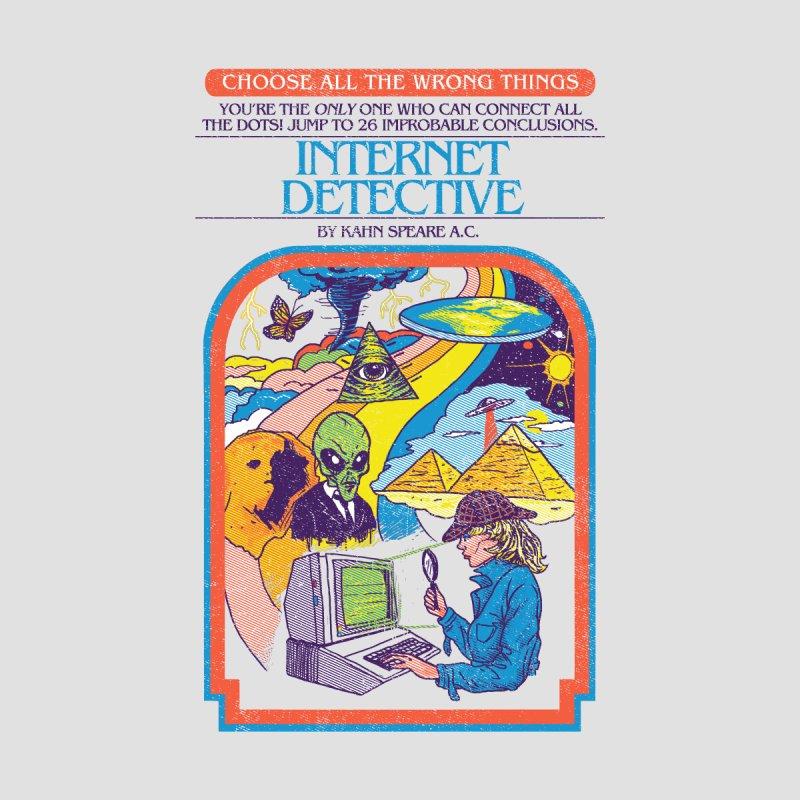 Internet Detective by hillarywhiterabbit's Artist Shop