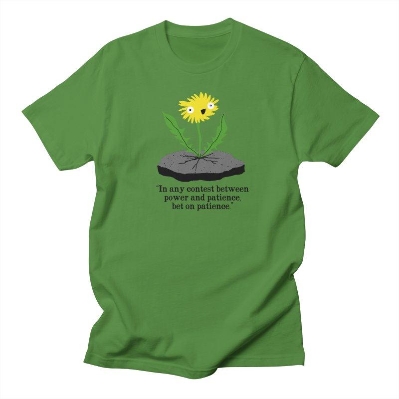 Can't Keep Me Down Men's T-Shirt by hillarywhiterabbit's Artist Shop