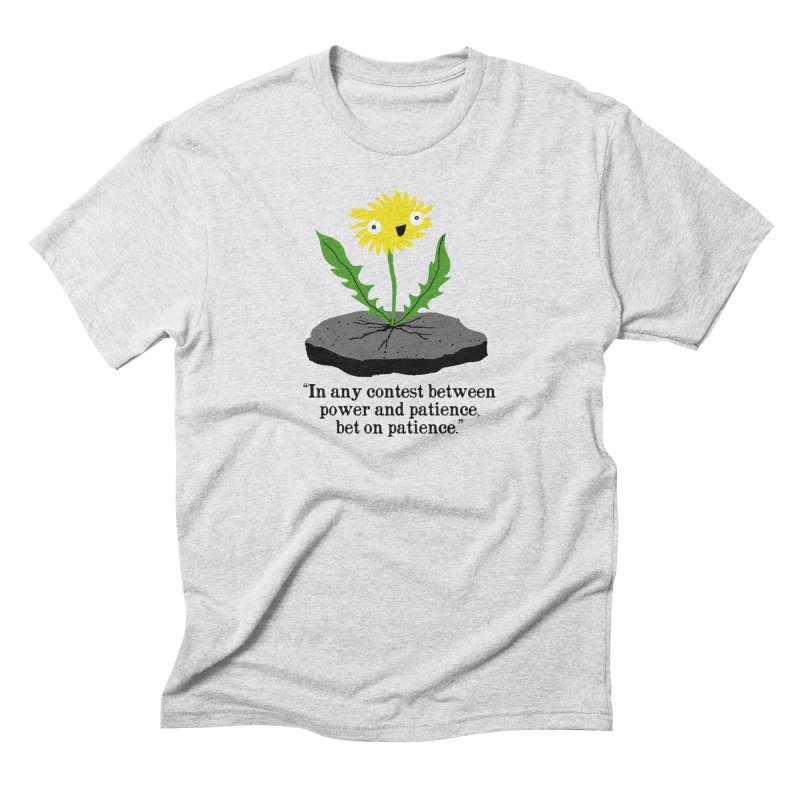 Can't Keep Me Down Men's Triblend T-Shirt by hillarywhiterabbit's Artist Shop