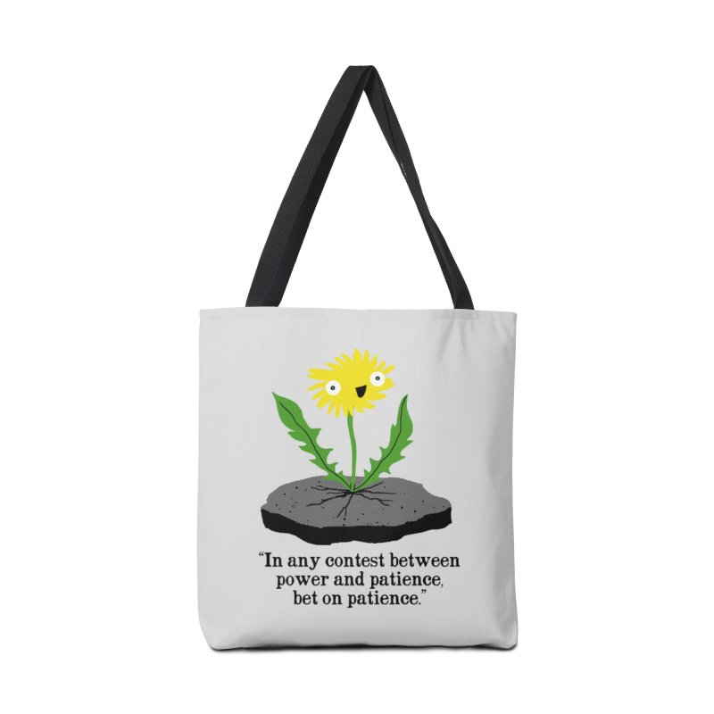 Can't Keep Me Down Accessories Bag by hillarywhiterabbit's Artist Shop