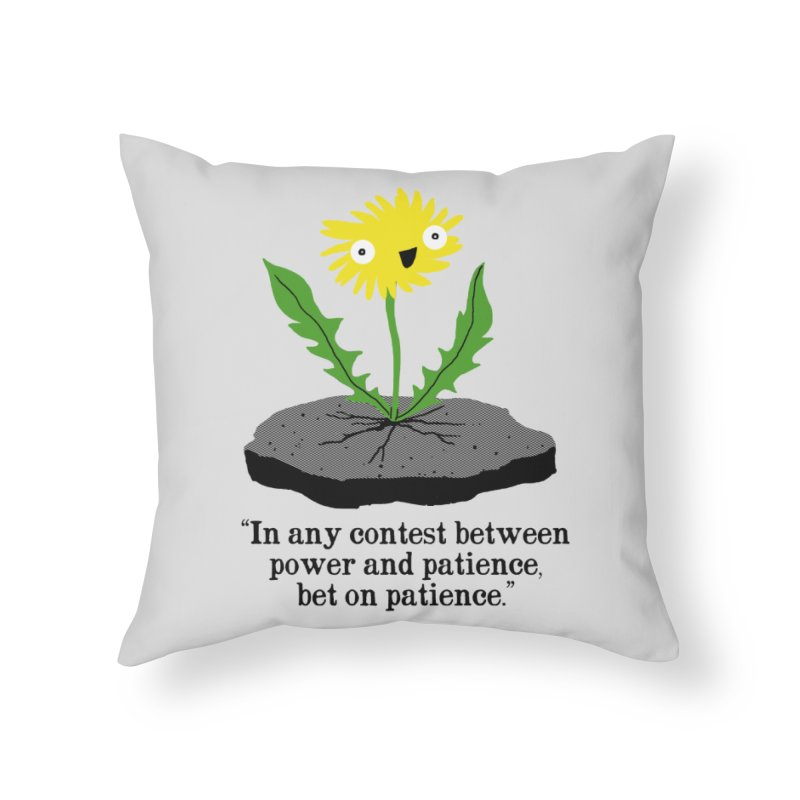 Can't Keep Me Down Home Throw Pillow by hillarywhiterabbit's Artist Shop