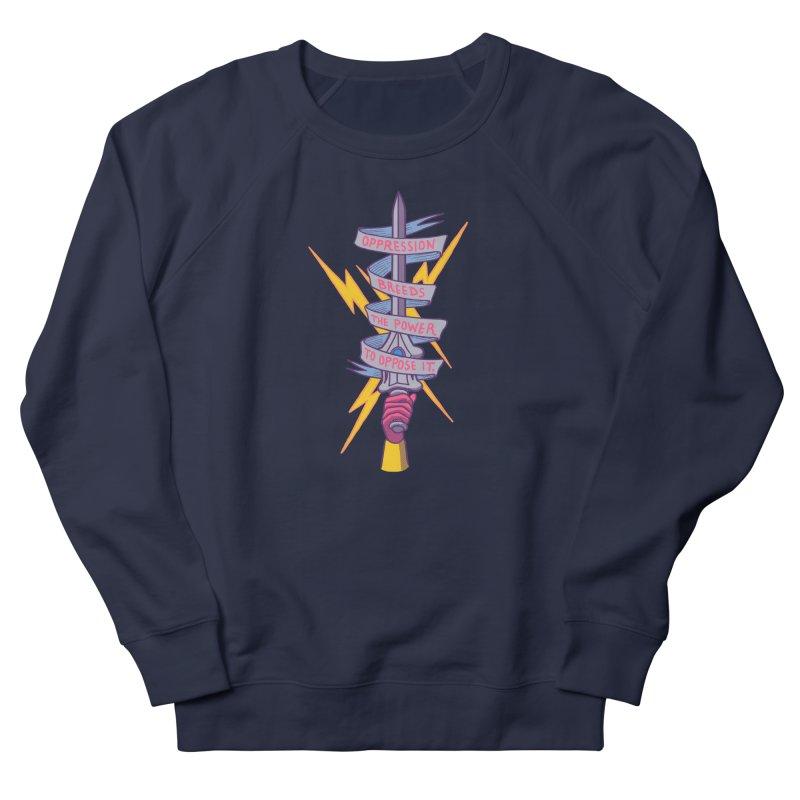 Oppose It Women's Sweatshirt by hillarywhiterabbit's Artist Shop