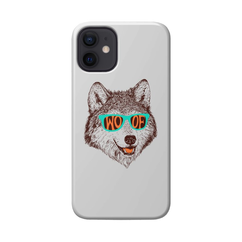 Woof Accessories Phone Case by Hillary White Rabbit