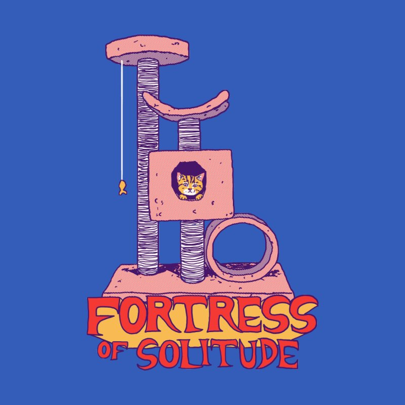 Fortress of Solitude by hillarywhiterabbit's Artist Shop
