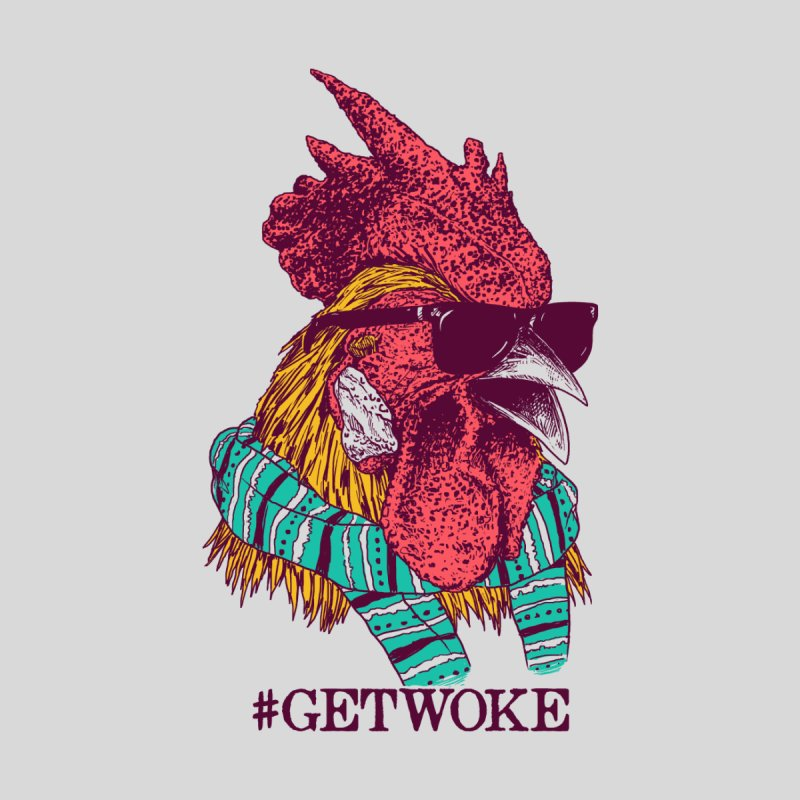 Get Woke by hillarywhiterabbit's Artist Shop