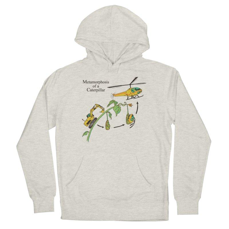 Metamorphosis of a Caterpillar Women's Pullover Hoody by hillarywhiterabbit's Artist Shop