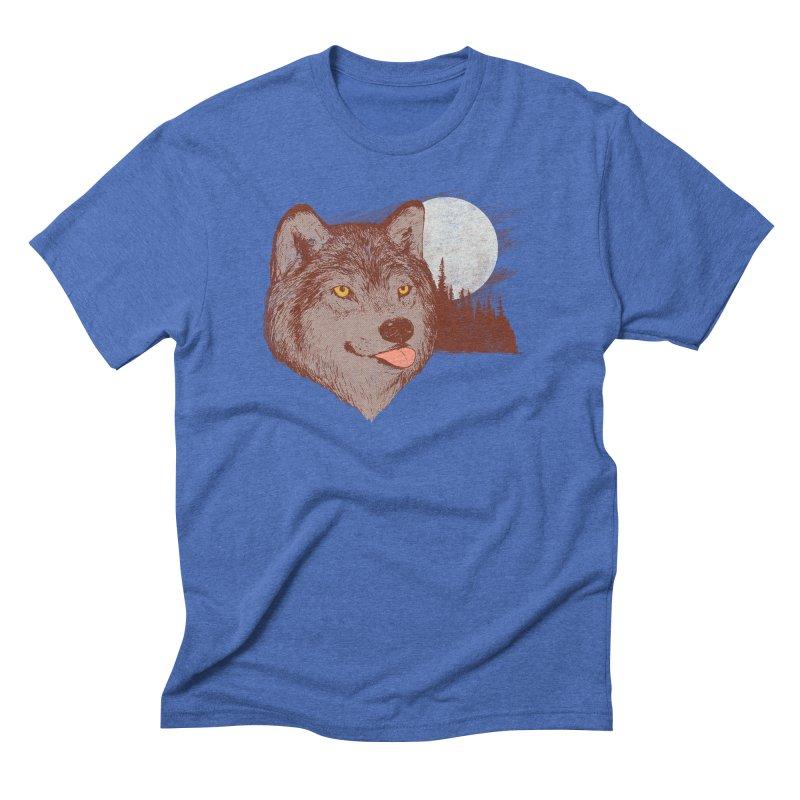 Spirit Derp Men's Triblend T-Shirt by hillarywhiterabbit's Artist Shop