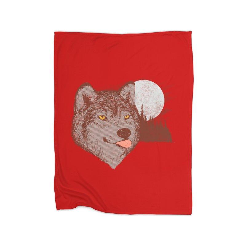 Spirit Derp Home Blanket by hillarywhiterabbit's Artist Shop