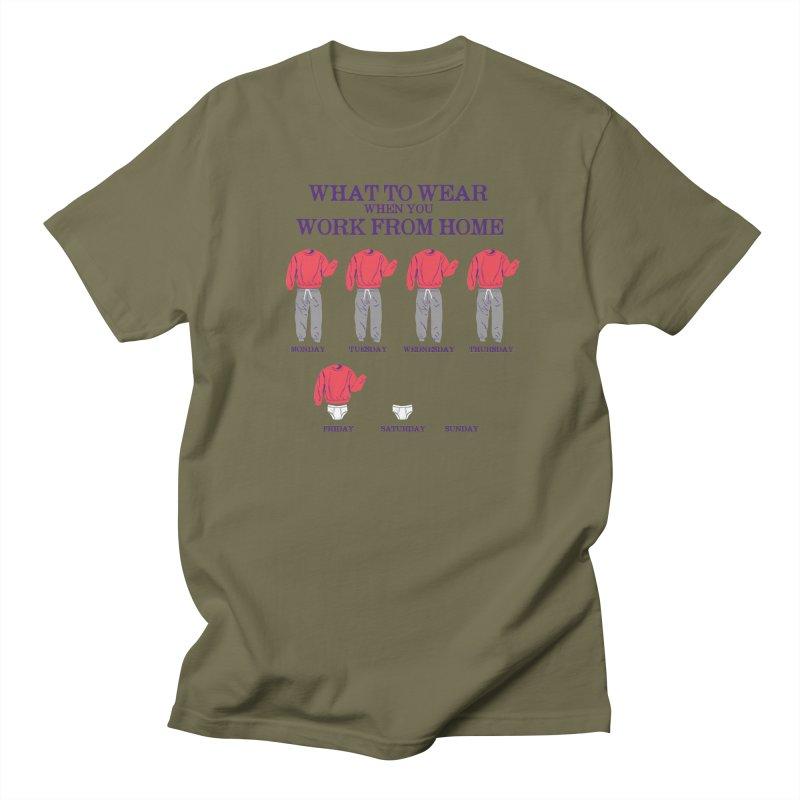 What To Wear Men's T-Shirt by hillarywhiterabbit's Artist Shop