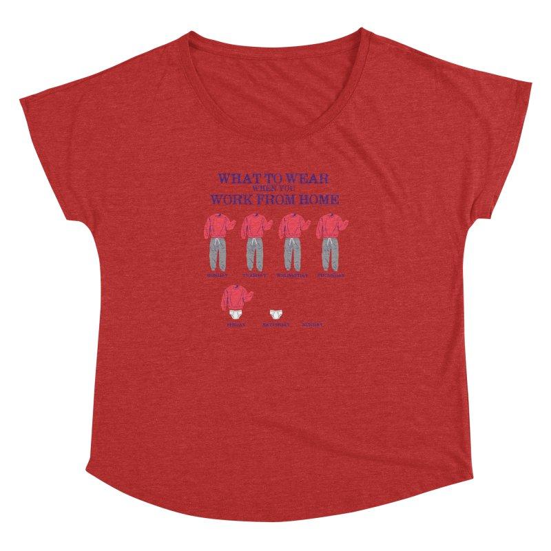 What To Wear Women's Dolman by hillarywhiterabbit's Artist Shop