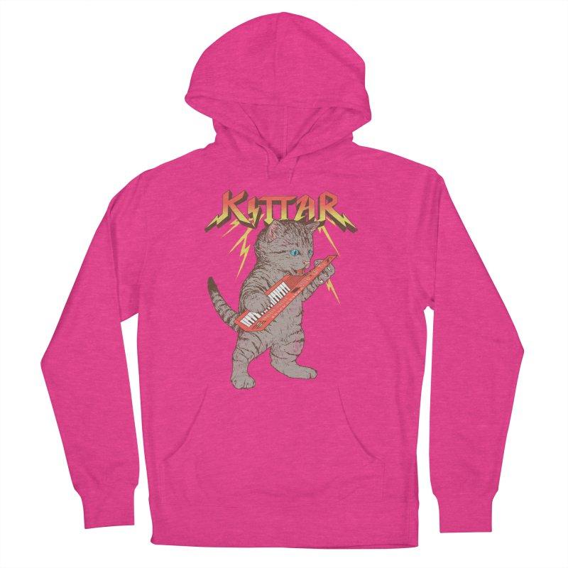 Kittar Women's Pullover Hoody by hillarywhiterabbit's Artist Shop