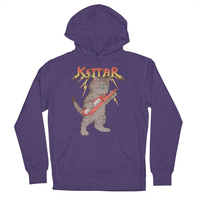 Kittar Men's Pullover Hoody by hillarywhiterabbit's Artist Shop