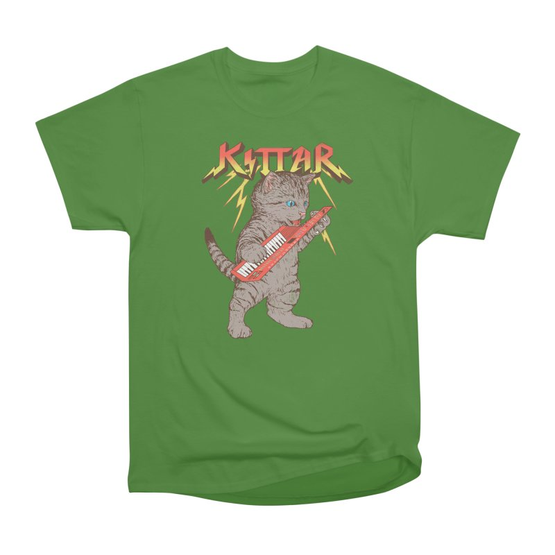 Kittar Women's Classic Unisex T-Shirt by hillarywhiterabbit's Artist Shop