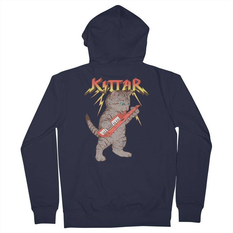 Kittar Women's Zip-Up Hoody by hillarywhiterabbit's Artist Shop
