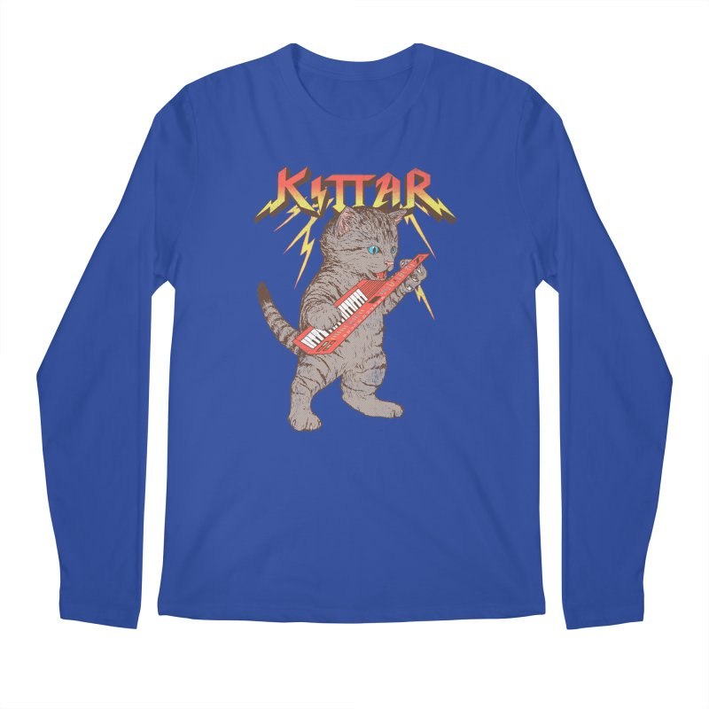 Kittar Men's Longsleeve T-Shirt by hillarywhiterabbit's Artist Shop