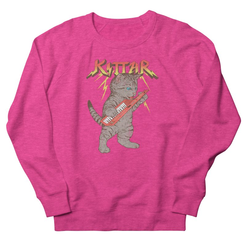 Kittar Men's Sweatshirt by hillarywhiterabbit's Artist Shop
