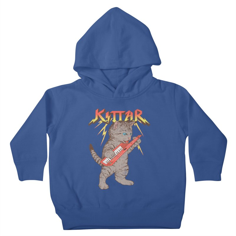 Kittar Kids Toddler Pullover Hoody by hillarywhiterabbit's Artist Shop