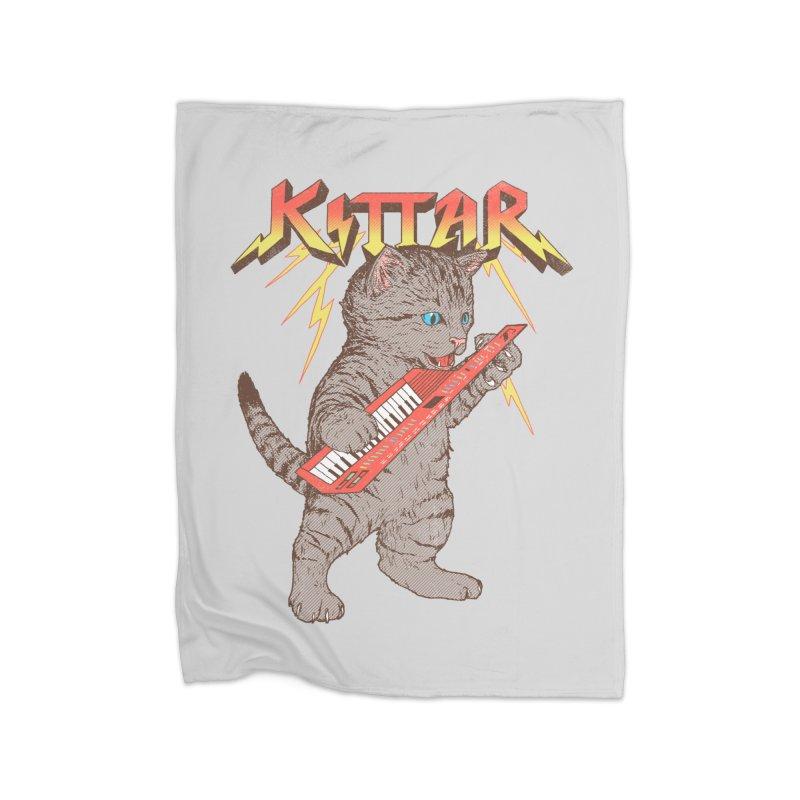 Kittar Home Blanket by hillarywhiterabbit's Artist Shop