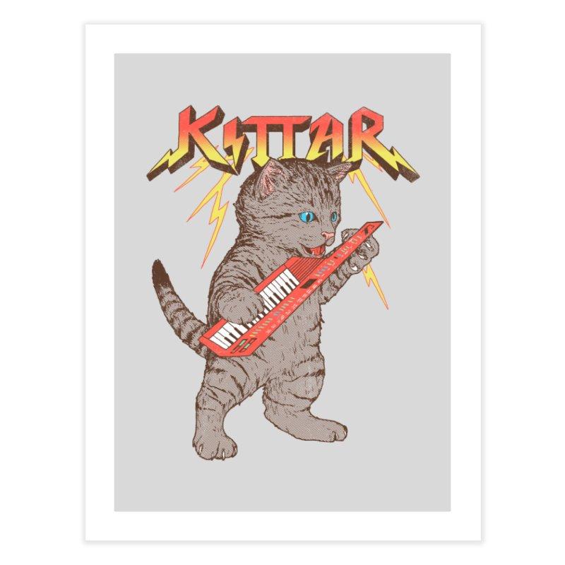 Kittar Home Fine Art Print by hillarywhiterabbit's Artist Shop