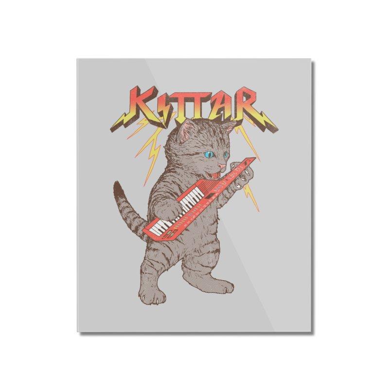 Kittar Home Mounted Acrylic Print by hillarywhiterabbit's Artist Shop