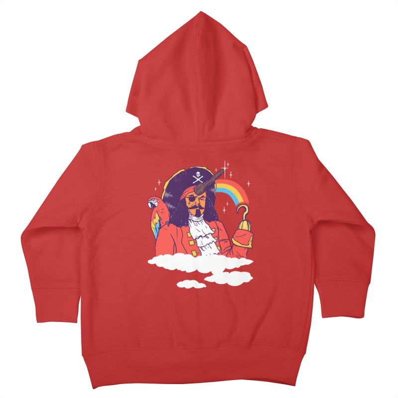 Pegacorn Kids Toddler Zip-Up Hoody by hillarywhiterabbit's Artist Shop