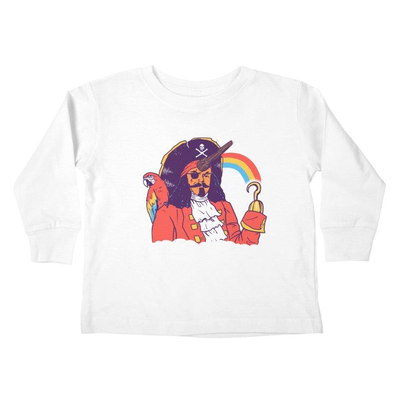 Pegacorn Kids Toddler Longsleeve T-Shirt by hillarywhiterabbit's Artist Shop
