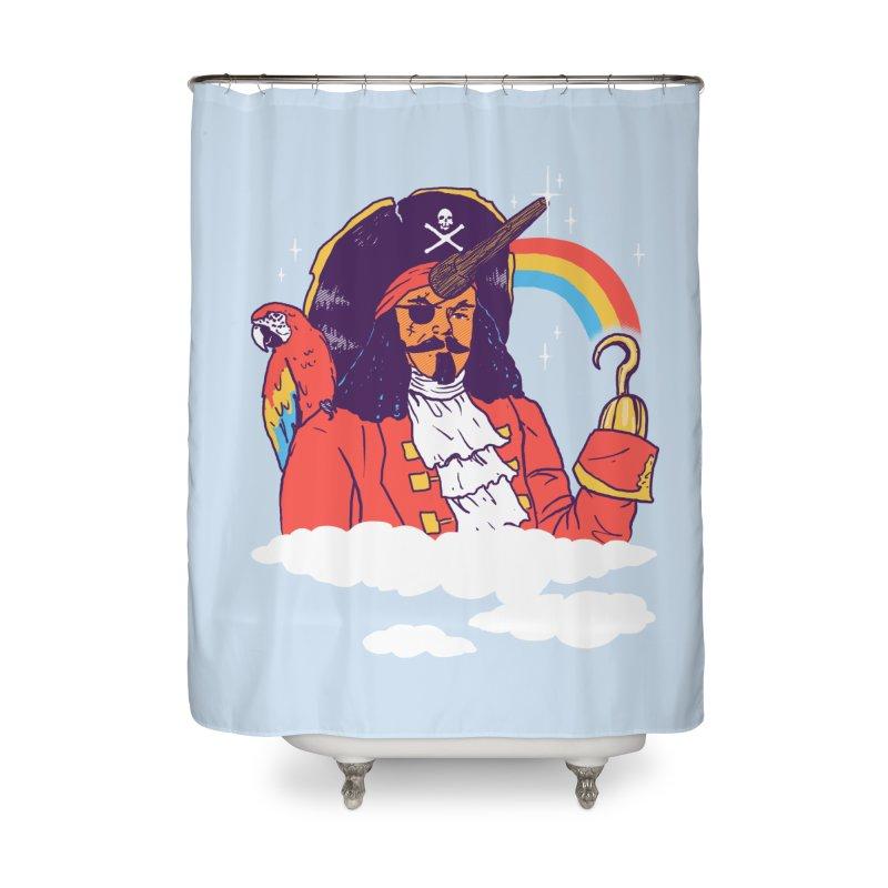 Pegacorn Home Shower Curtain by hillarywhiterabbit's Artist Shop
