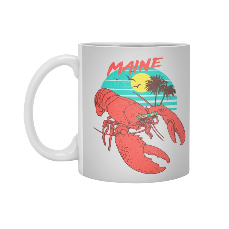 Maine Accessories Mug by hillarywhiterabbit's Artist Shop
