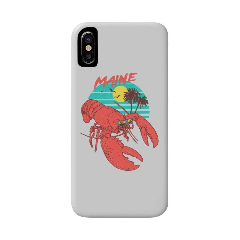 Maine Accessories Phone Case by hillarywhiterabbit's Artist Shop