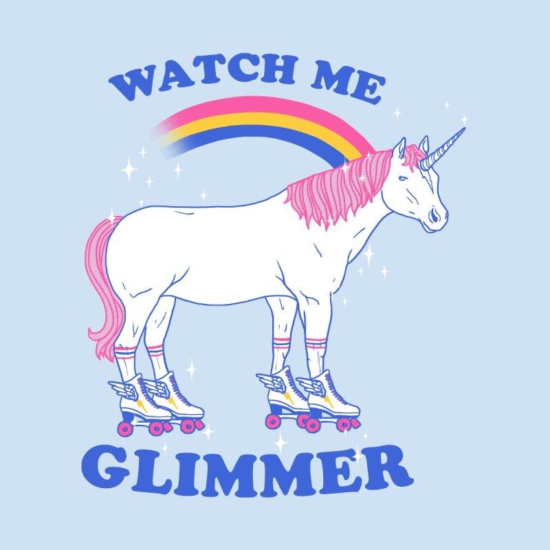 Watch Me Glimmer Women's T-Shirt by Hillary White Rabbit